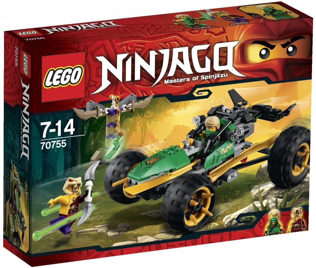 LEGO 70755 NINJAGO Bugina do džungle