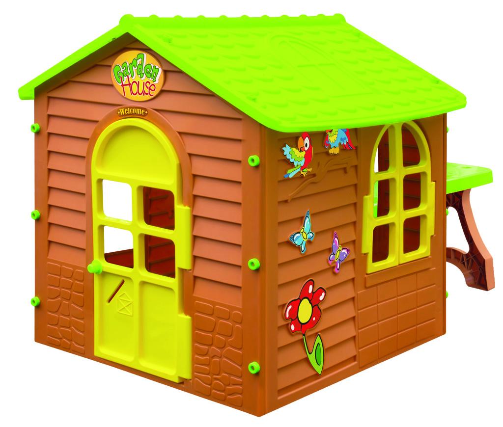 All4toys Zahradní domek se stolečkem