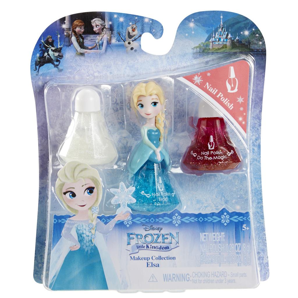 All4toys Little Kingdom: Frozen Make up pro princezny