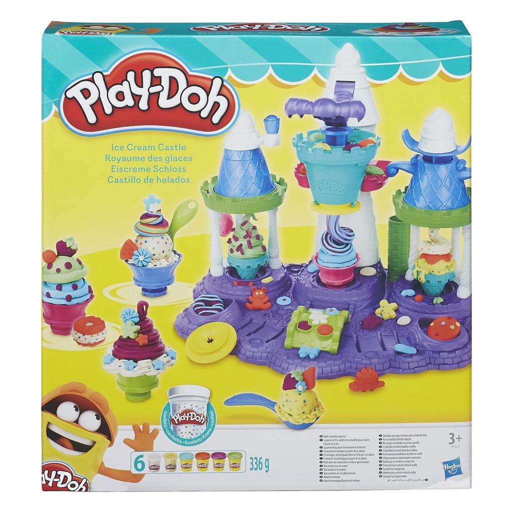 All4toys Play-Doh zmrzlinový palác