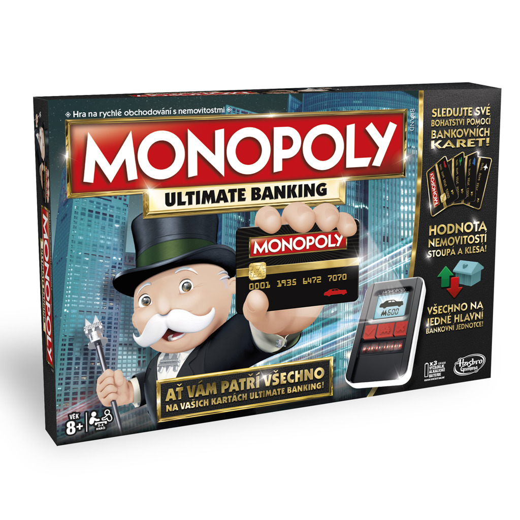 All4toys Monopoly ultimate banking