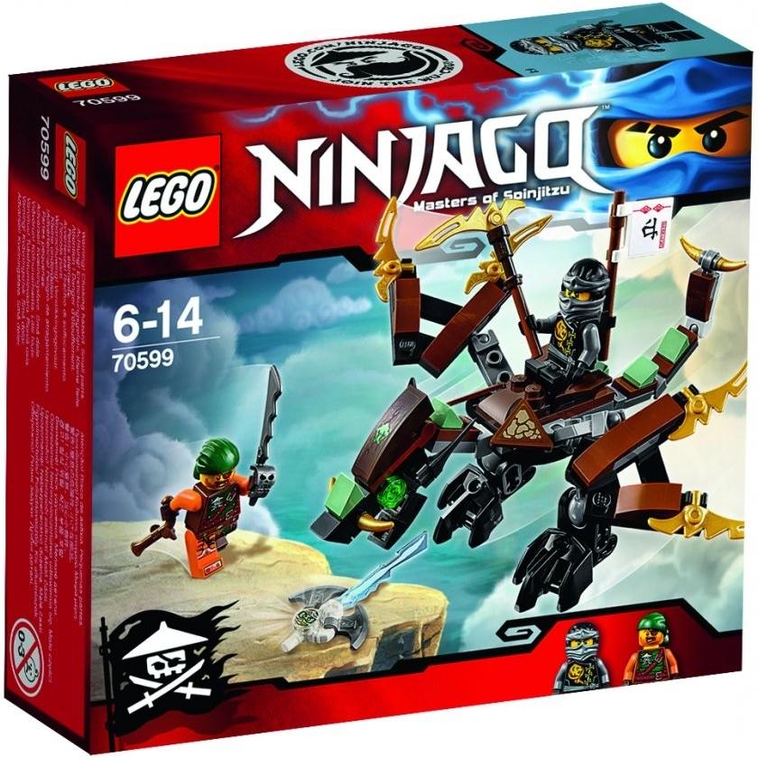 LEGO Ninjago 70599 Coleův drak