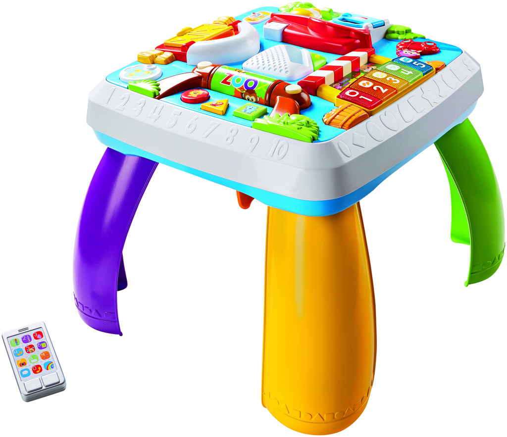 All4toys Fisher Price pejskův stoleček smart stages