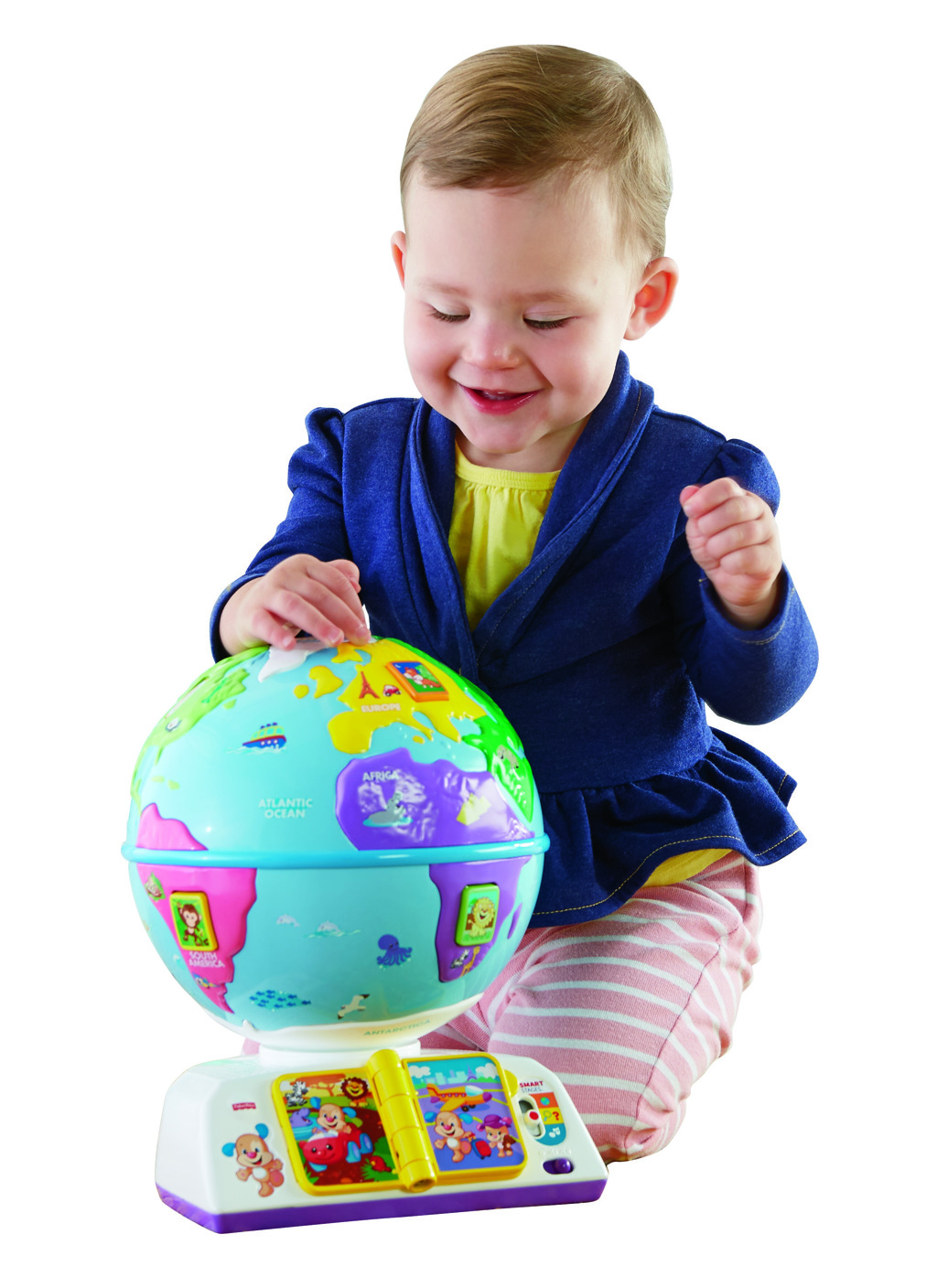 All4toys Fisher Price smart stages globus