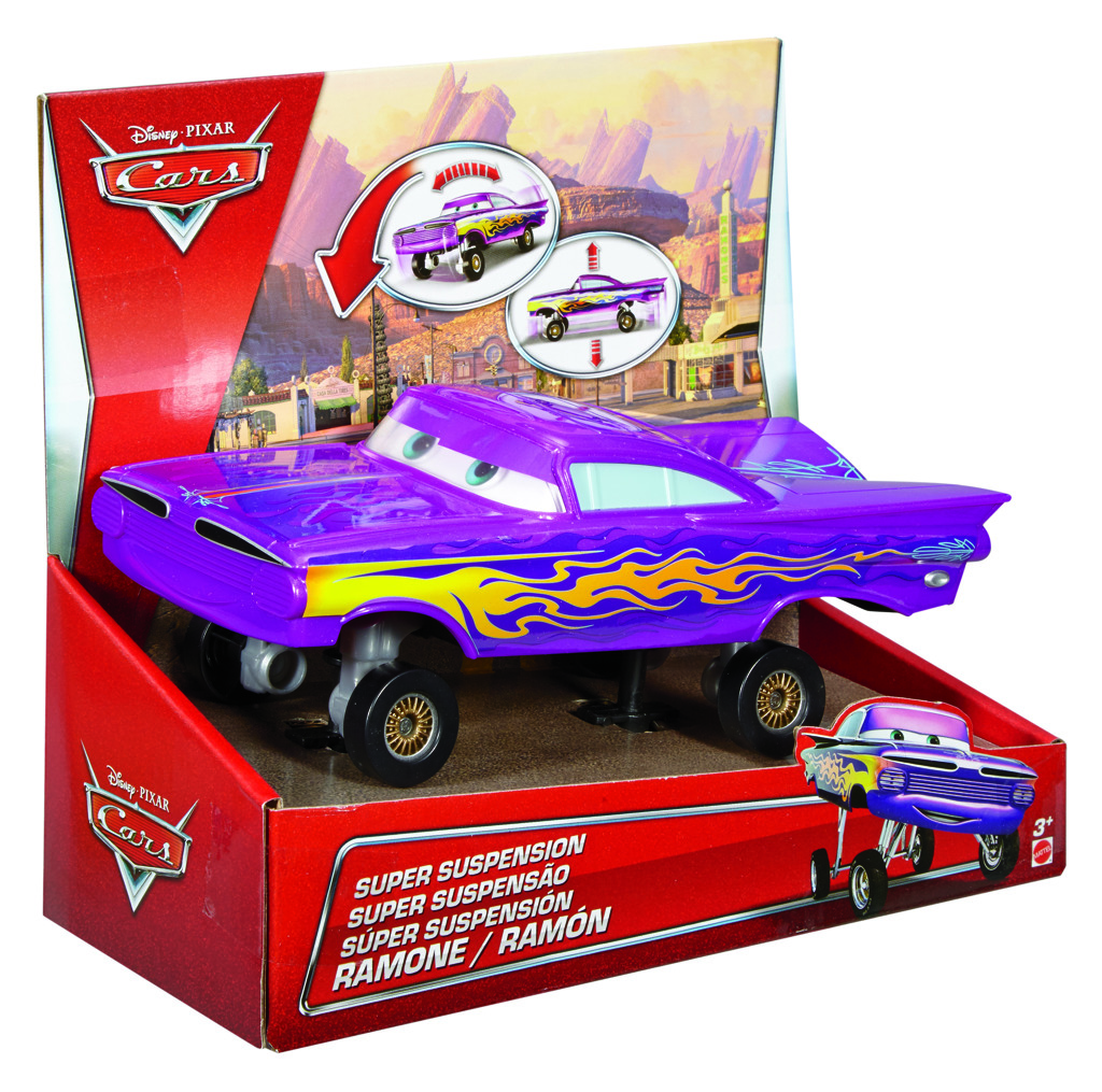 All4toys Cars super ramone