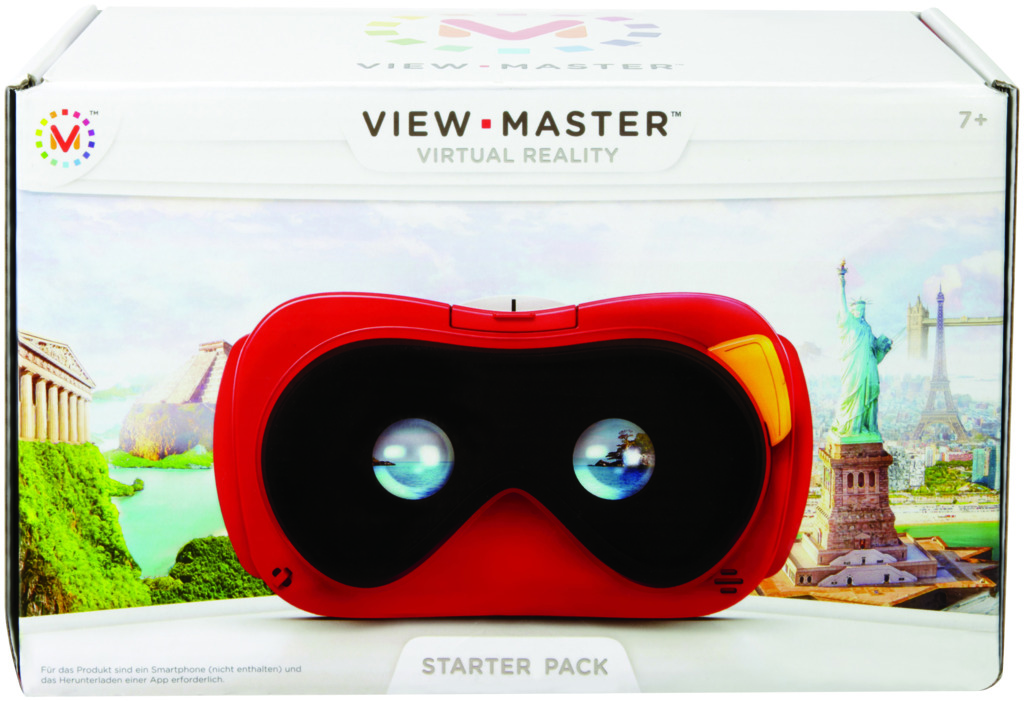 All4toys View-master VR brýle