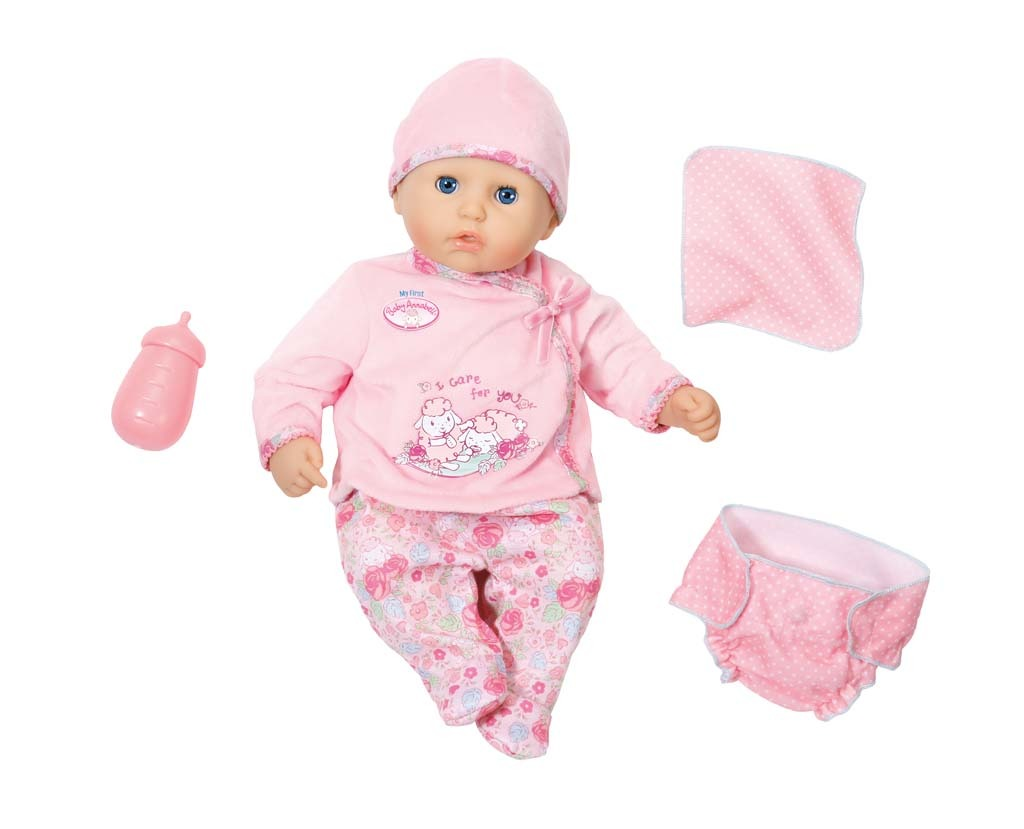 All4toys My First Baby Annabell® Pečuj o mě