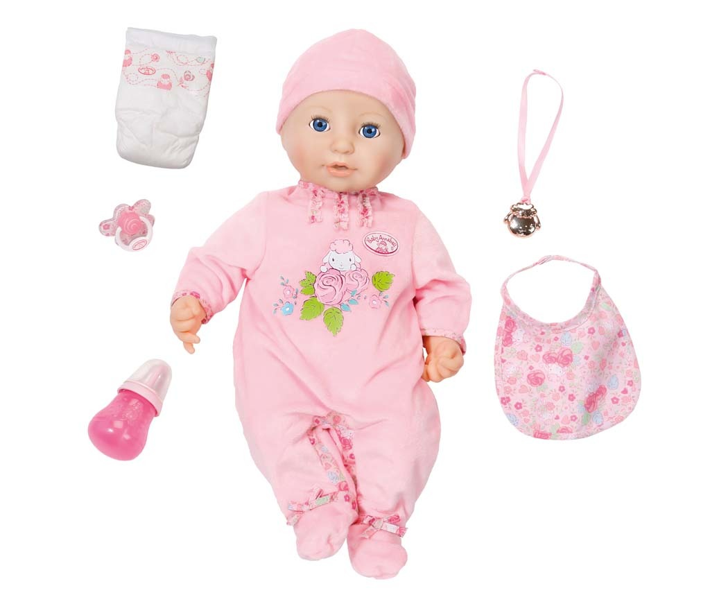All4toys Panenka Zapf Creation Baby Annabell Zapf Creation