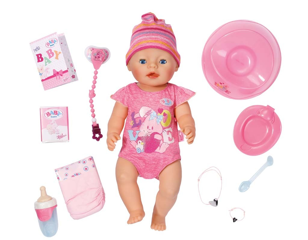 All4toys Interaktivní BABY born®