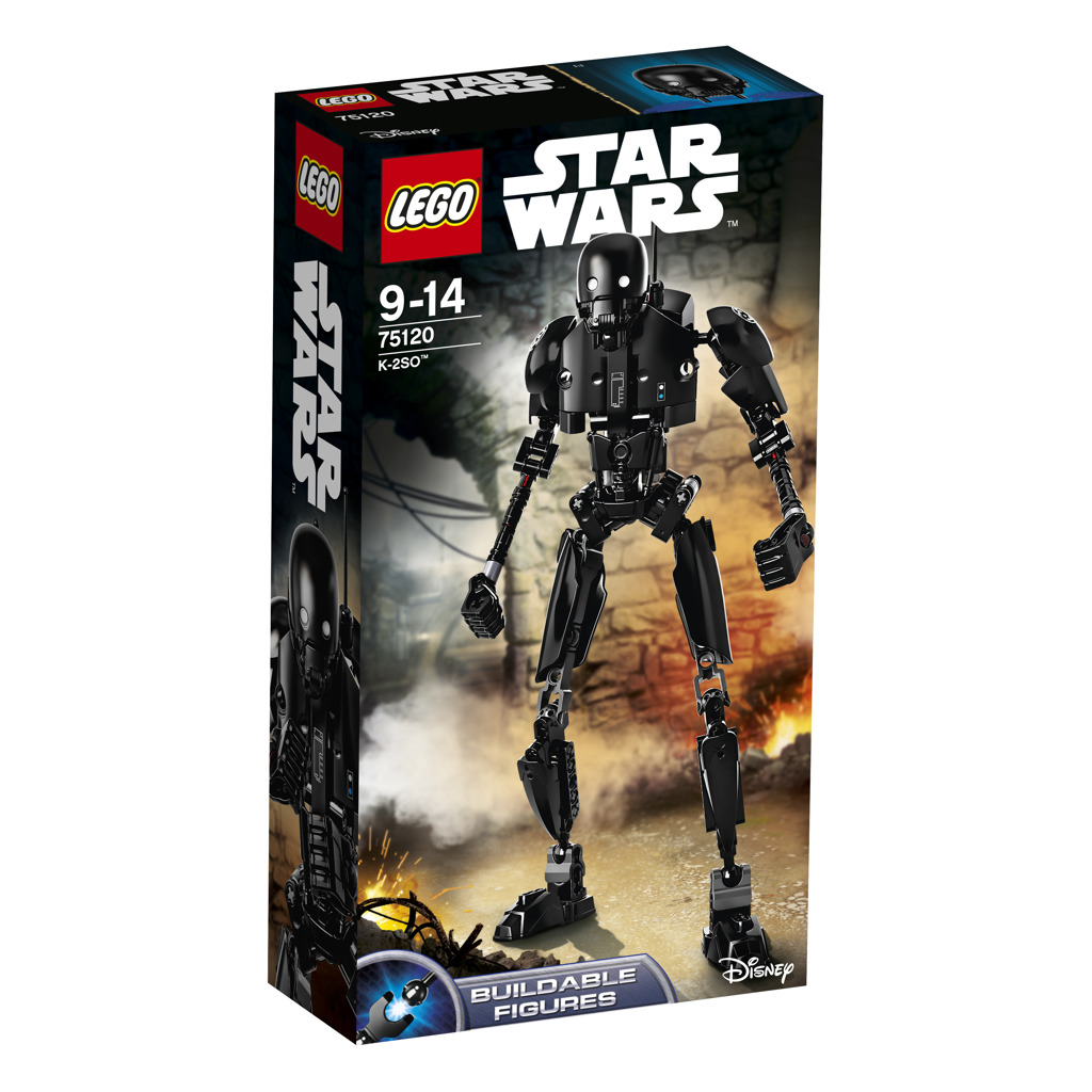 All4toys Lego Star Wars 75120 K-2SO