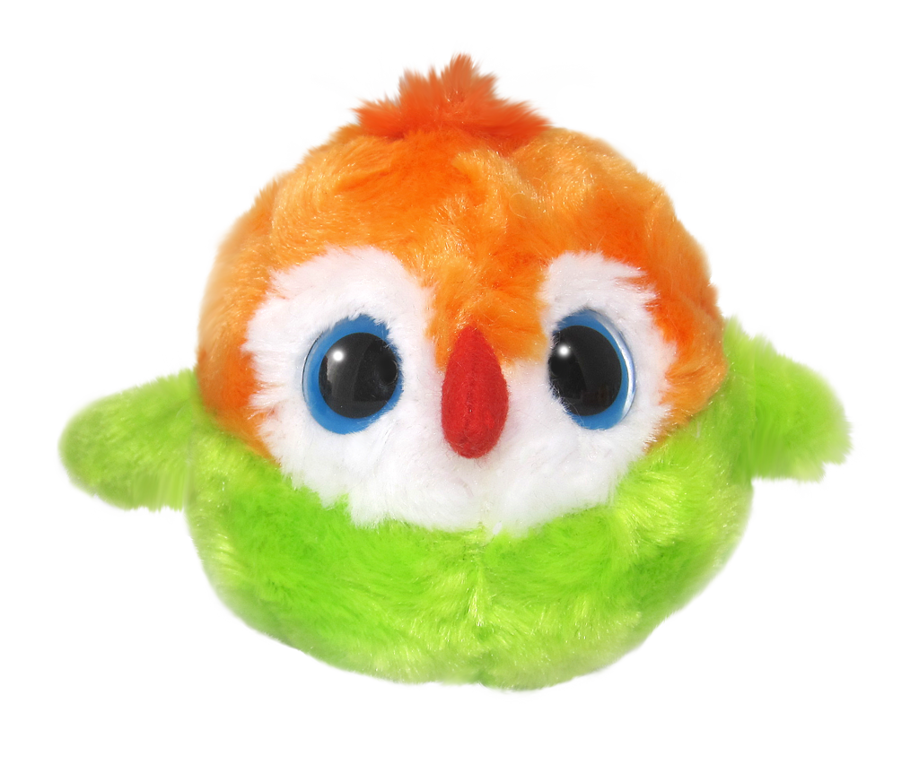 All4toys Yoo Hoo papoušek Agapornis