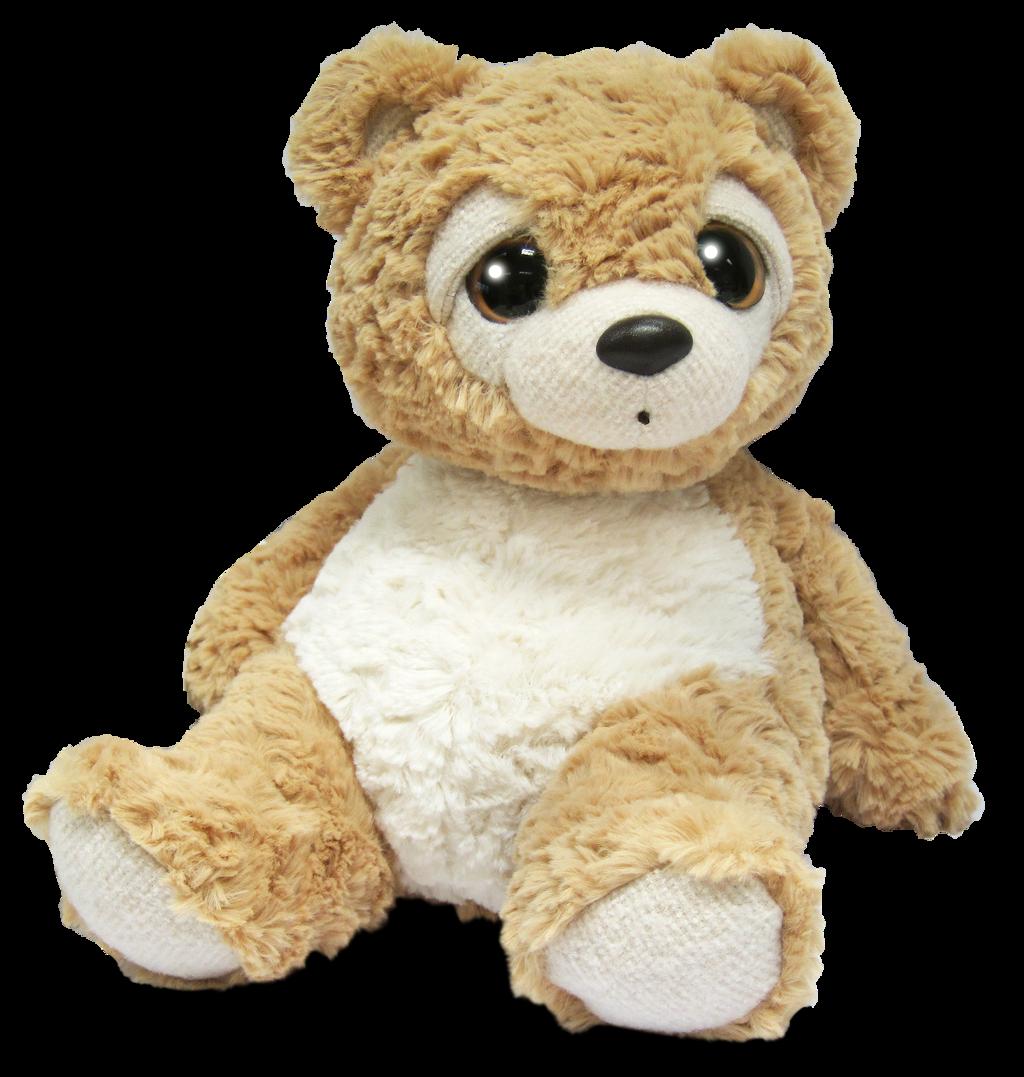 All4toys Medvídek plyšový béžový 28 cm
