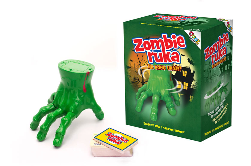 All4toys Cool games Zombie ruka