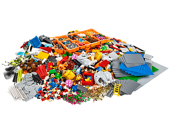 LEGO Identity and Landscape Kit Serious Play