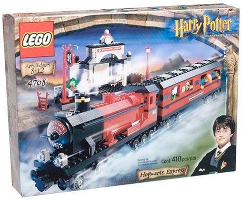 Lego 4708 Harry Potter Hogwarts Express