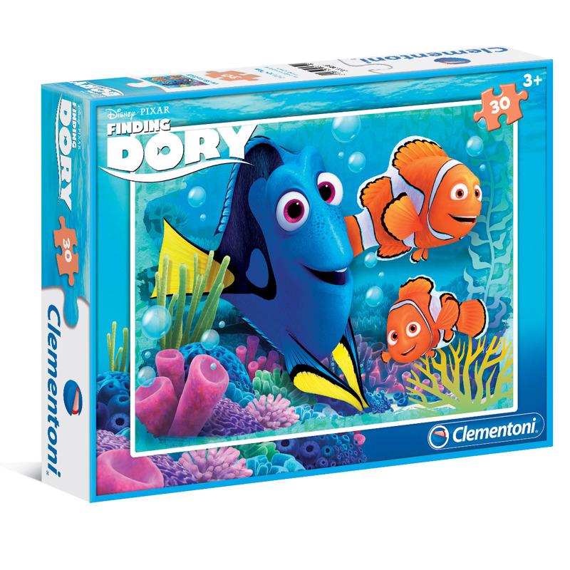 All4toys Puzzle Hledá se Dory 30 dílků