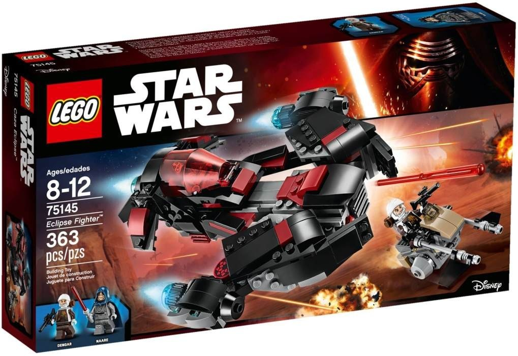 LEGO Star Wars 75145 Eclipse Fighter (Stíhačka Eclipse)