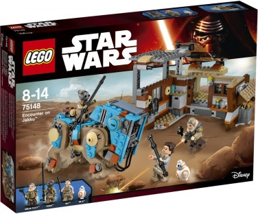 LEGO Star Wars 75148 Encounter on Jakku (Setkání na Jakku)