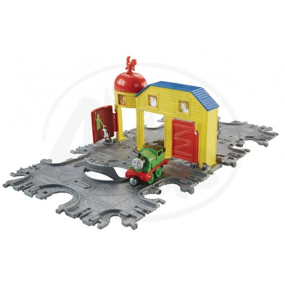Fisher price Thomas and friends McColl Farm tile tracks