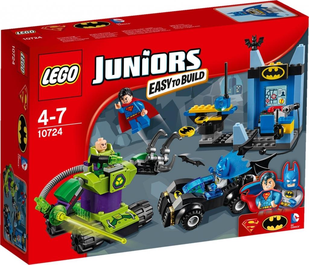 LEGO Juniors 10724 Batman™ & Superman™ vs. Lex Luthor™