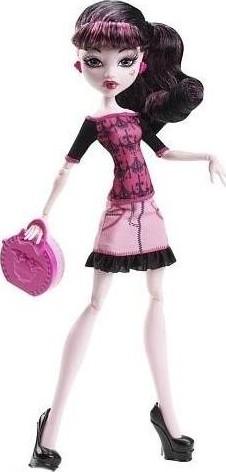 Monster High Příšerka z města