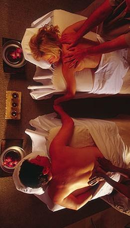 Thajská masáž pro dva Minut: 90 minut