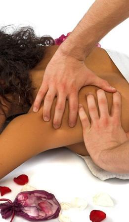 Thajská masáž zad a šíje Minut: 90 minut