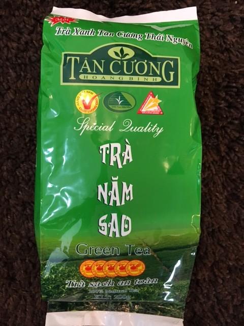 Tan Cuong zelený čaj sypaný 200 g
