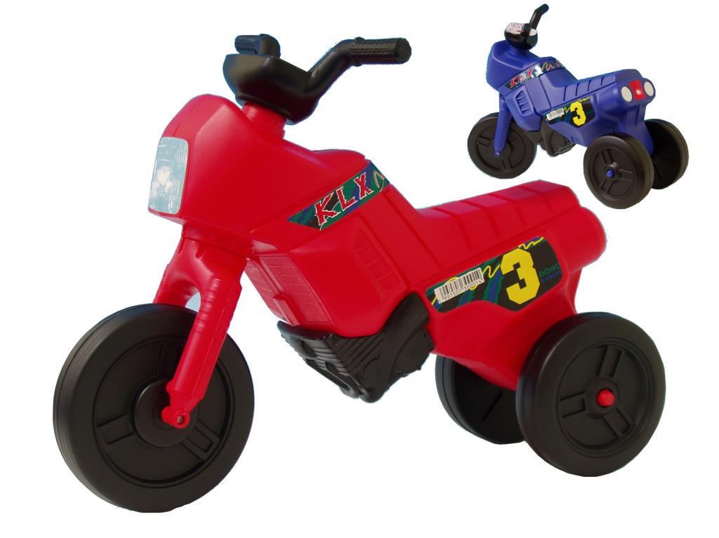 All4toys Odrážedlo motorka Enduro