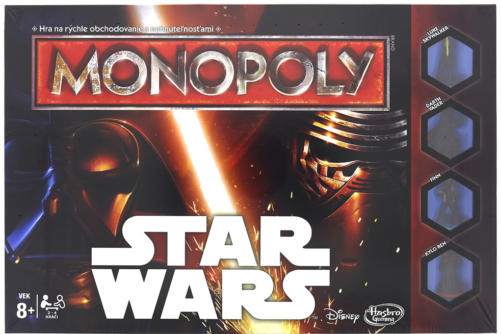 All4toys Monopoly STAR WARS
