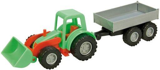 All4toys Traktor s přívěsem Lena