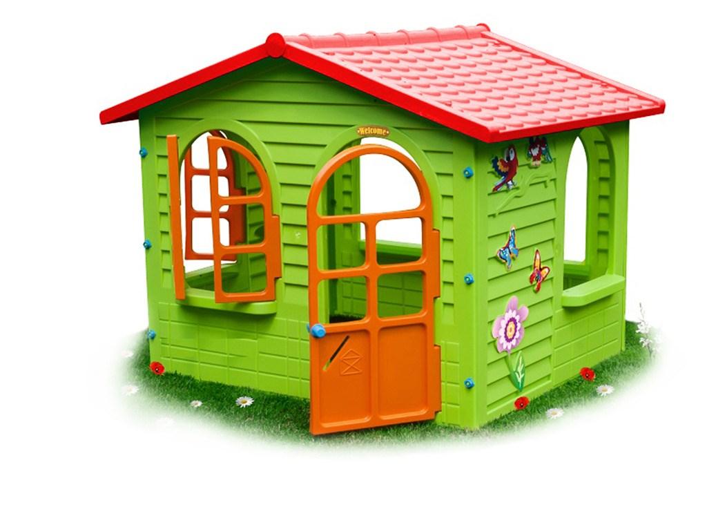 All4toys Zahradní domek s okny