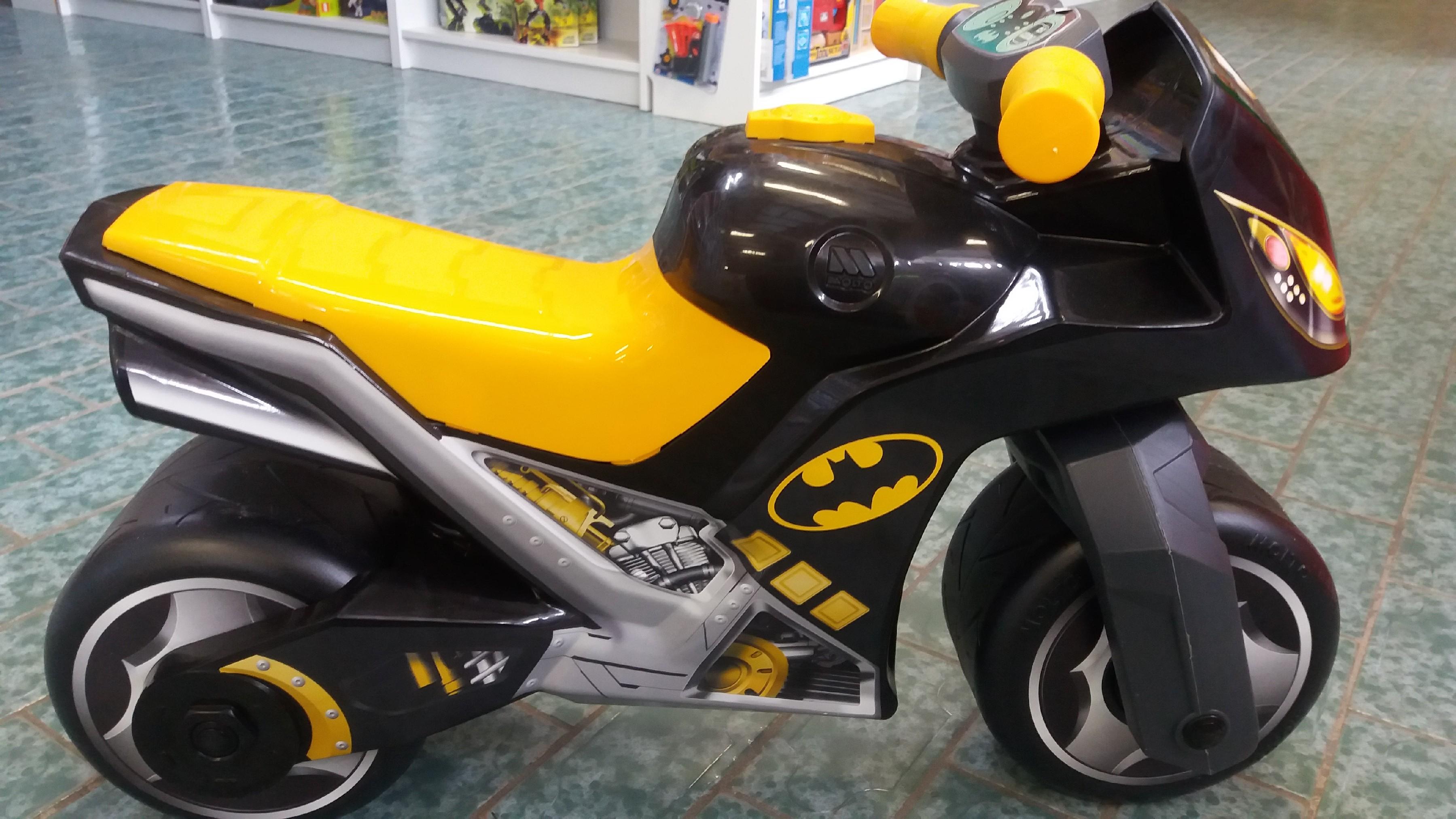 Odrážedlo motorka