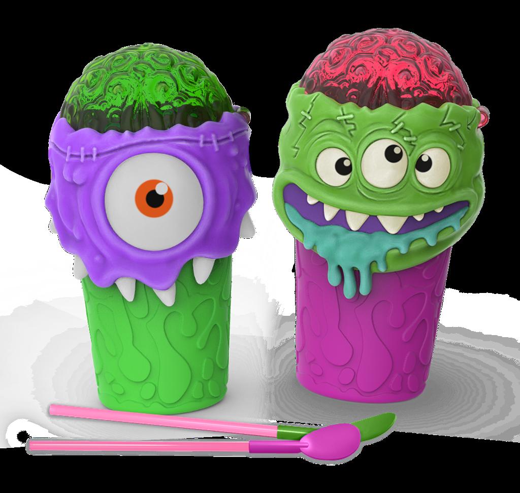 Výroba ledové tříště Monster Slushy Maker