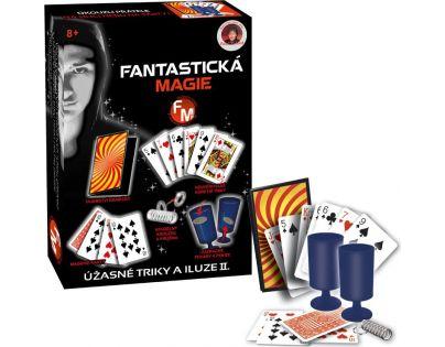 All4toys Sada kouzel Fantastická magie, triky a iluze II.