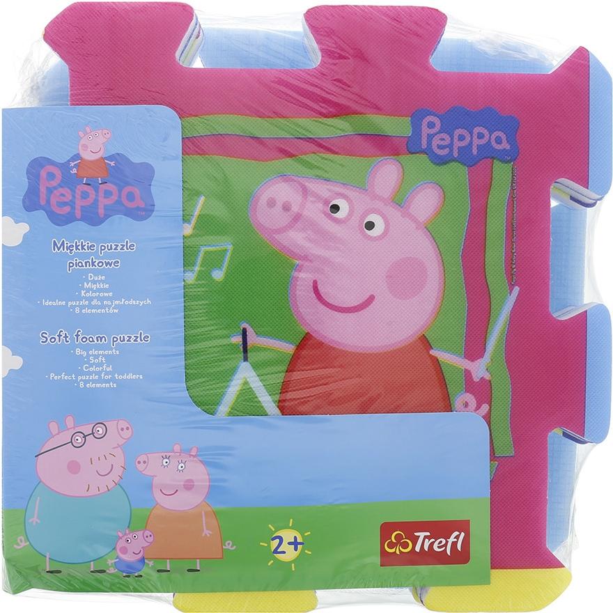All4toys Pěnové puzzle Peppa Pig