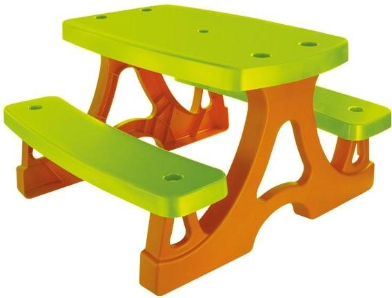 All4toys Mochtoys Piknikový stolek + lavičky
