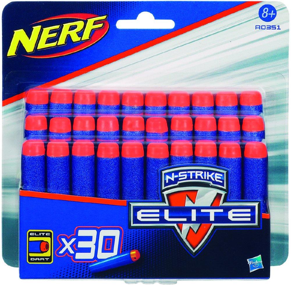 All4toys Nerf elite náhradní šipky 30ks