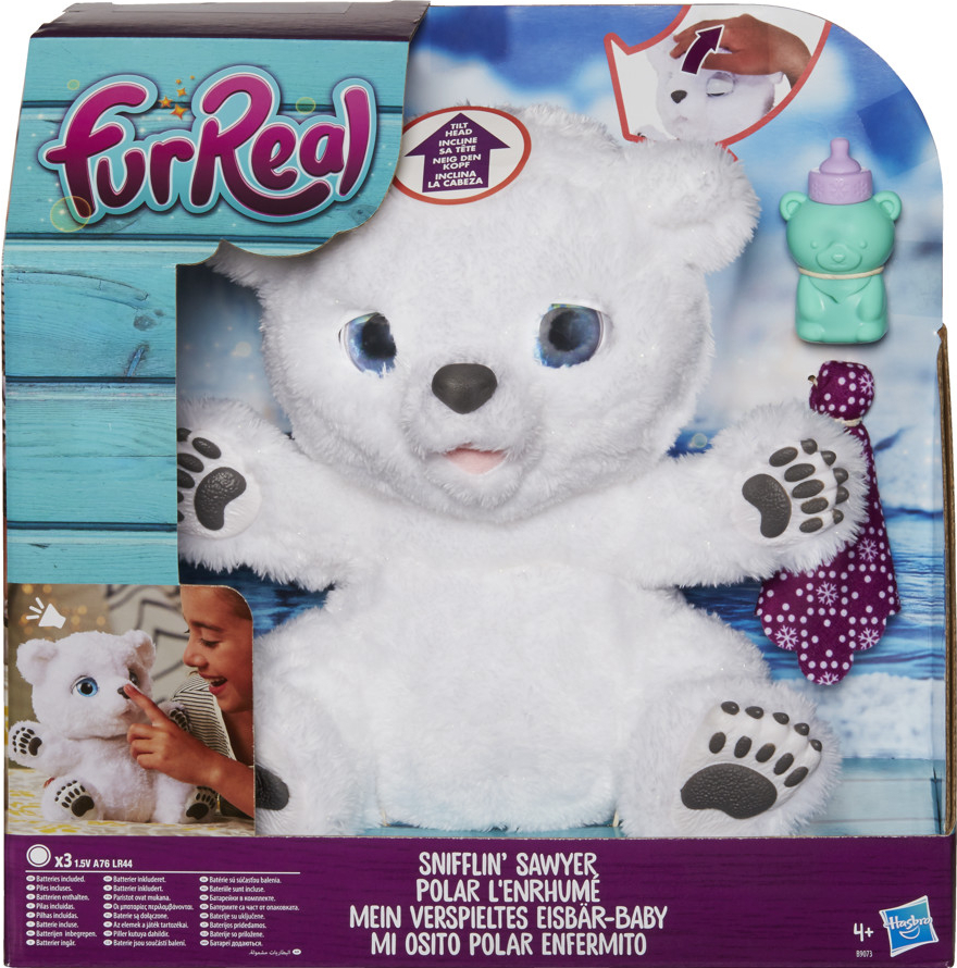 All4toys Fur Real Friends lední
