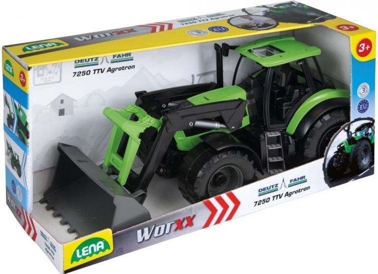 All4toys Lena Traktor Deutz Fahr Agrotron 7250