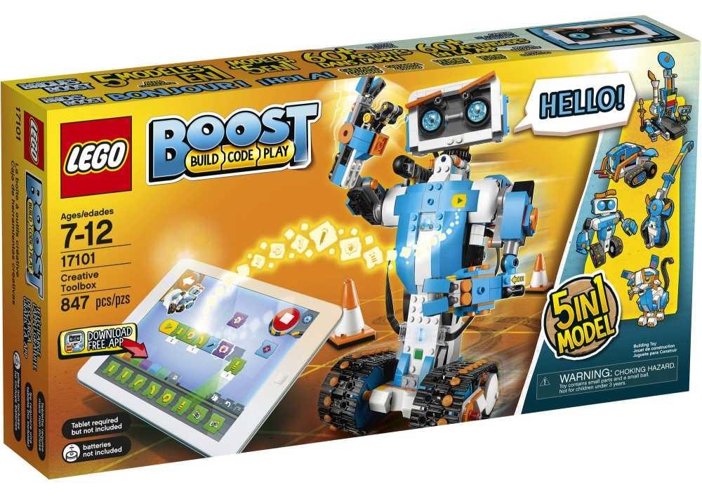 LEGO BOOST 17101 Kreativní sada