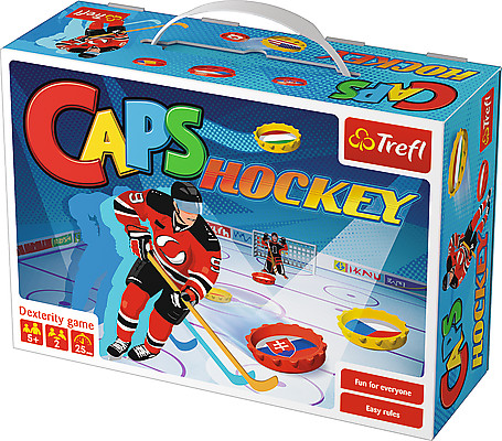 All4toys Stolní hra víčka - hokej