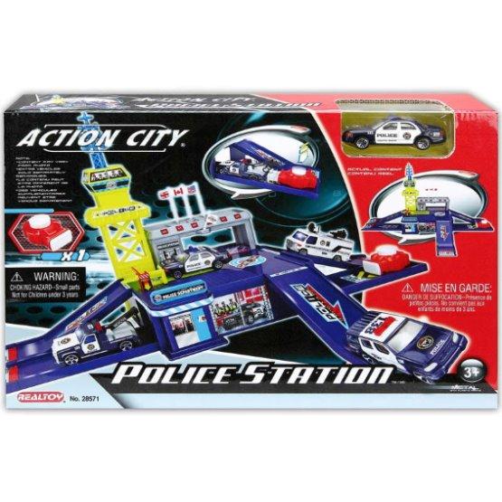 All4toys Policejní stanice