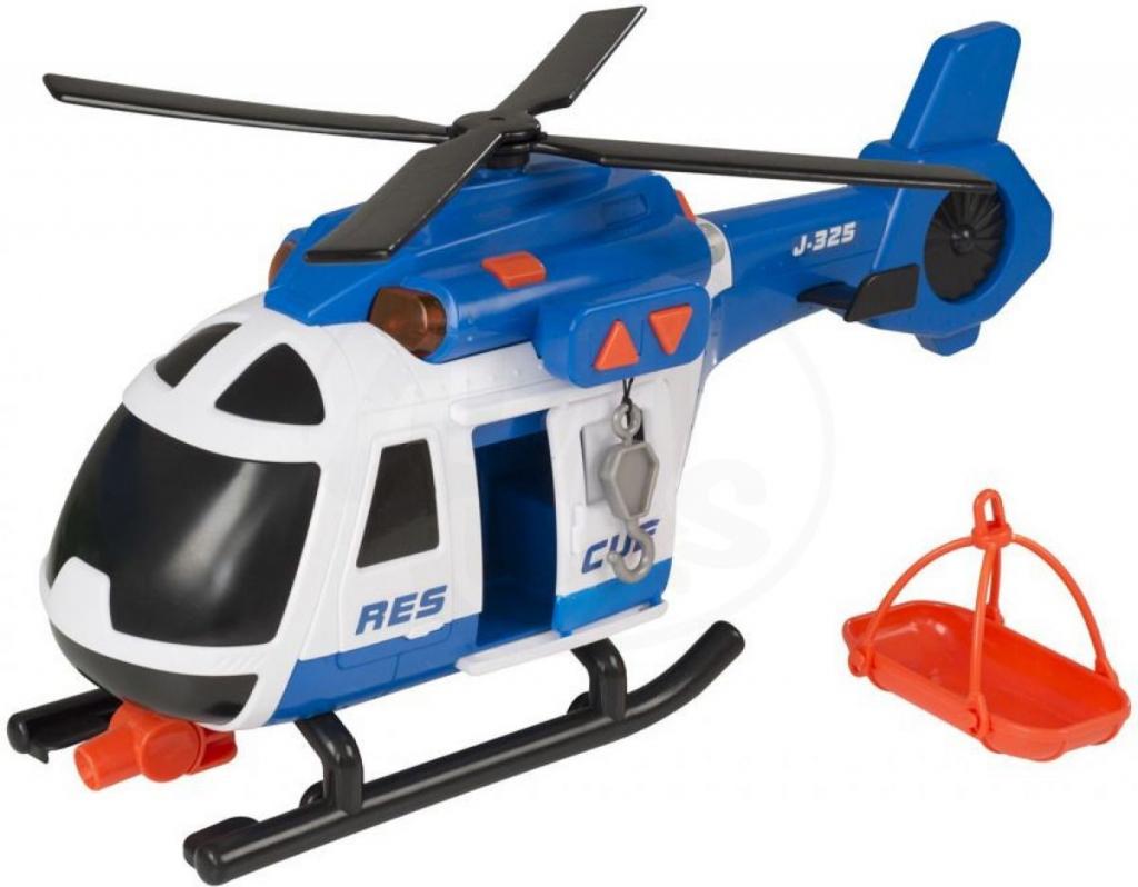 All4toys Teamsterz záchranný vrtulník se zvukem a světlem