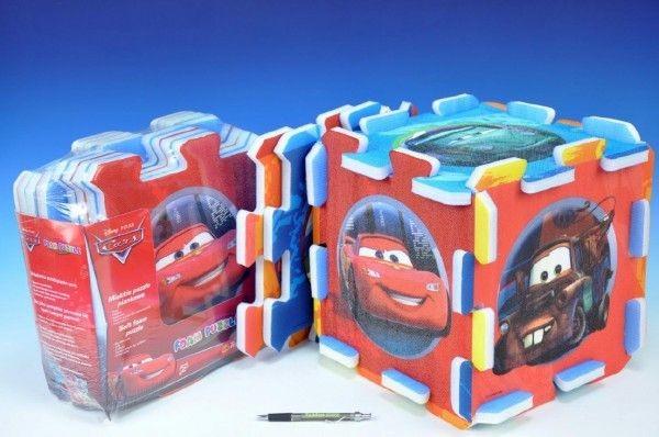 All4toys Pěnové puzzle Cars