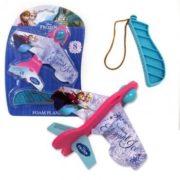 All4toys Letadlo Frozen na gumu