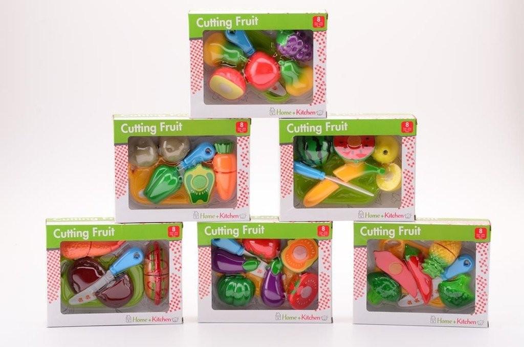 All4toys Krájení ovoce a zeleniny 6