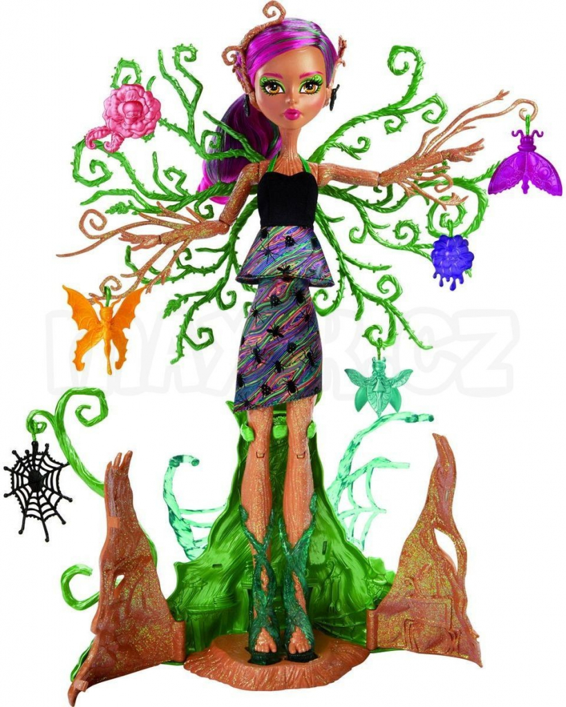 All4toys Monster High Treesa Willow 38 cm