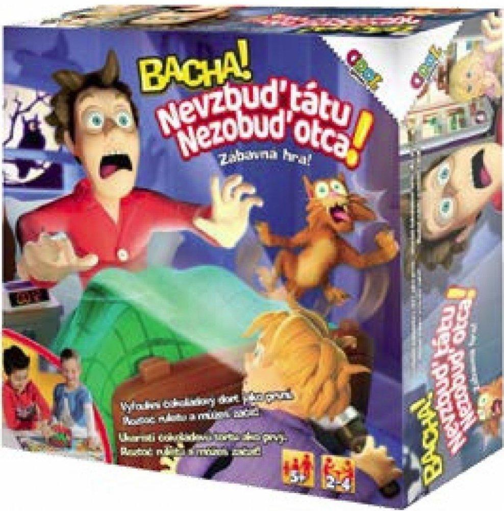 All4toys Cool games Bacha! Nevzbuď tátu