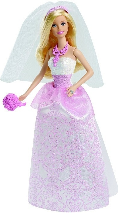 All4toys Barbie nevěsta